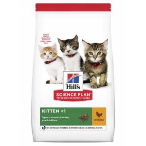 HILL'S VE KITTEN CHICKEN 3KG