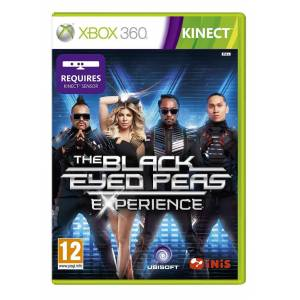 XBOX 360 KINECT THE BLACK EYED PEAS EXPERIENCE