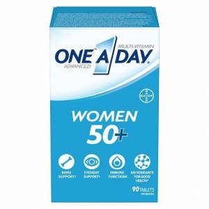 One A Day WOMEN 50+ 90 tablet