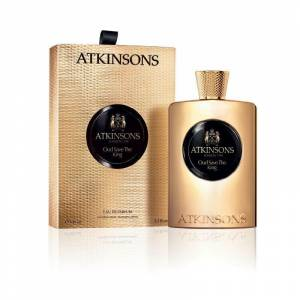 Atkinsons Oud Save The King EDP 100 ml Erkek Parfüm