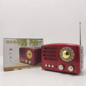 MEIER M-160BT BLUETOOTH FM/AM/SW 3BAND USB/TF/ RADYO