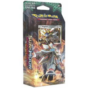 POKEMON TCG SUN AND MOON GUARDIANS RISING STEEL SUN 60LI ORJINAL KARTLAR