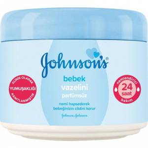Johnson's Baby Vazelin Parfümsüz 100 ml