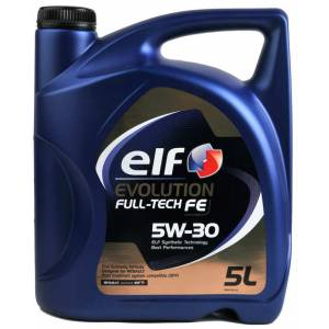Elf Evolution Full-tech FE 5W-30 DPF 5 Litre
