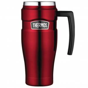 Thermos Stainless Çelik Travel Mug Termos 470 ml Cranberry