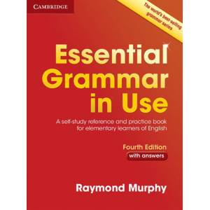 Essential Grammar in Use with Answers 4th Edition-Cambridge pub.