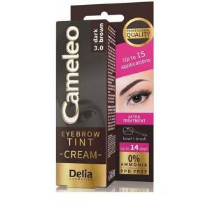 Delia Cameleo Kaş Boyası Krem Dark Brown 15 Ml