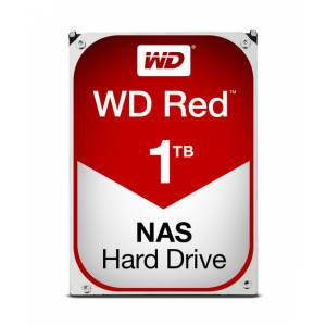 WD Red NAS 3.5'' SATA 3 Intellipower 1TB 64MB 7x24 WD10EFRX
