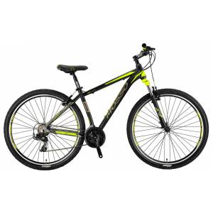 Mosso Wildfire  29-V-18 Siyah-Lime - 001276