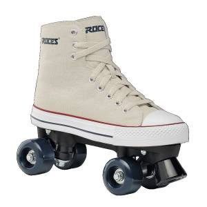 Roces Chuck Classic Cream Quad Paten