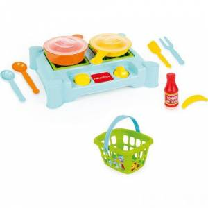Fisher-Price Cooker Set