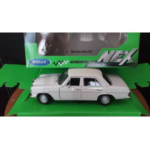 DIECAST MODEL ( 1-24 Ölçek ) MERCEDES 220 WELLY