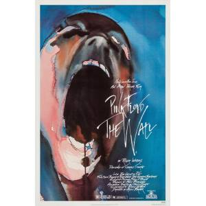 Pink Floyd The Wall (1982) MOTHERFACE AFİŞ - POSTER RULO KUTUDA ( 70 cm x 100 cm )