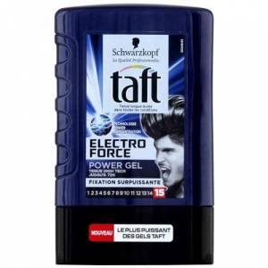Taft Tüp Jöle Electro Force Power Gel 300ml
