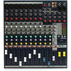Soundcraft EFX8 8 Kanal Mikser