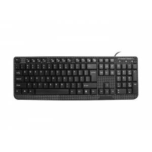 Everest KB-871U Black Standart Q Klavye