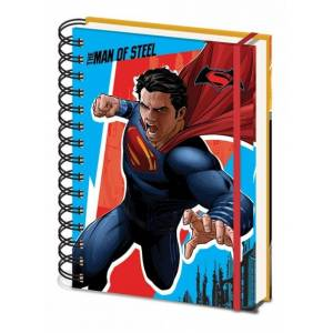 Pyramid International A5 Defter Batman vs Superman Choose A Side