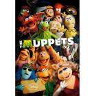 MUPPETS SHOW CHARACTERS MAXI POSTER