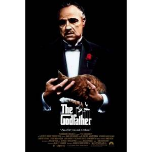 The Godfather (1972) 50 x 70 Poster FRAMETER