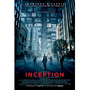 Inception (2010) 35 x 50 Poster JOHNMOON