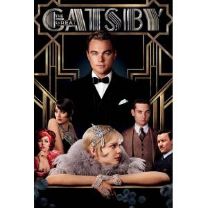 The Great Gatsby (2013) SUPPORT AFİŞ - POSTER RULO KUTUDA ( 70 cm x 100 cm )