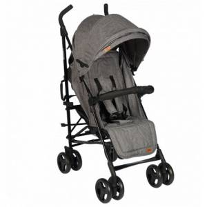 Tripper Mercury Plus Bebek Arabası / Grey Melange