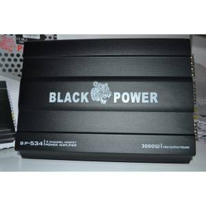 BLACKPOWER BP-534 4 KANAL 3000W AMFİ