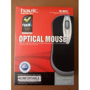 Havit Optical Mouse Hvms31 PS-2