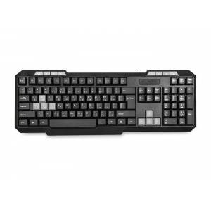 Everest KB-700 Siyah Usb Arabic-us layout Multimedya Klavye