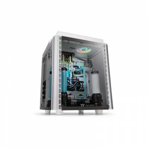 Thermaltake Level 20HT TG White Full Tower Gaming Kasa (CA-1P6-00F6WN-00)