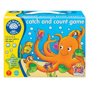 Orchard Catch & Count Game