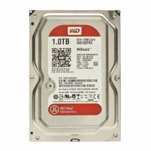 WD Red 3,5 SATA III 6Gb/s 1TB 64MB 7/24 NAS WD10EFRX
