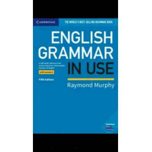 English Grammar İn Use With Answers + Cd( Fifth Edition)