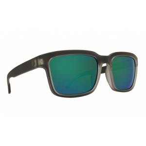 Spy+,güneş gözlüğü, Sunglasses, Helm 2 Matte Black Ice - Happy Bronze w Emerald Spectra