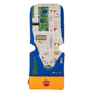 Maclaren Universal Liner New York City Map İç Ped