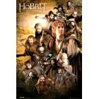 THE HOBBIT UNEXPECTED JOURNEY MAXI POSTER İTHAL