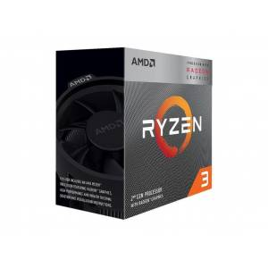 Amd Ryzen 3 3200G 3.6 Ghz (4.0 Ghz Max Boost) Socket AM4 İşlemci