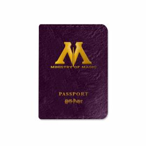 Harry Potter Ministry of Magic Pasaport Kabı