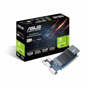 Asus NVIDIA GeForce GT710 SL-1GD5 LP 1 GB 32 Bit DDR5 Ekran Kartı