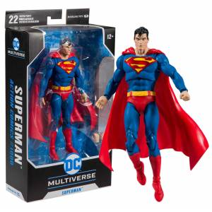 Mcfarlane DC Multiverse Superman Comics 1000 Figür