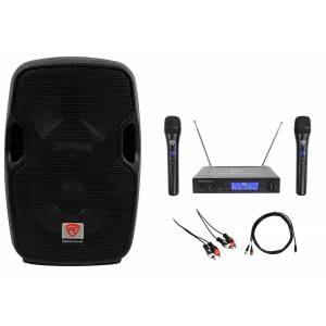 Rockville Pro Powered 8 Karaoke Sistemi