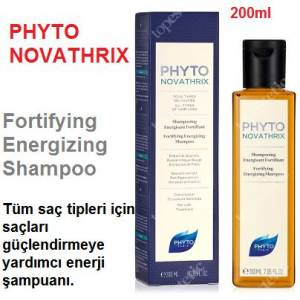 Phyto Novathrix Fortifying Energizing Şampuan 200 ml