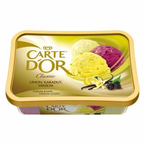 Carte d'Or Classic Limon - Karadut - Vanilya 925 Ml
