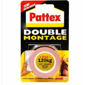 PATTEX DOUBLE MONTAGE BANDI