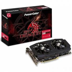 PowerColor Red Dragon AMD Radeon RX580 8GB 256Bit GDDR5 Ekran Kartı (AXRX 580 8GBD5-3DHDV2/OC)