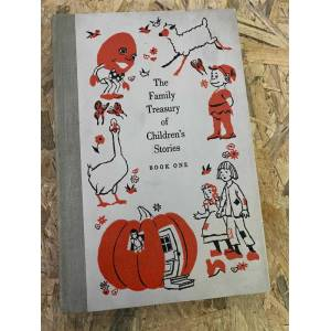 Doubleday - The Family Treasury of Children's Stories Volume One 1956  Pauli..., Pauline Rush Evans