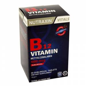 Nutraxin B12 Vitamin 60 Tablet