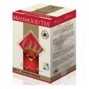 Mahmood Tea Super Pekoe Seylan Çay 800 G