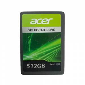 Acer 512 GB SSD 550MB-500MB/s Sata 3 2.5