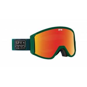Spy+, Ski glasses, Kayak gözlüğü, RAIDER STITCHED GRN RED SPECTRA+BLUE
